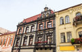Buildngs in Kosice, Slovakia.