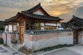 Bukchon Hanok Village,Traditio...