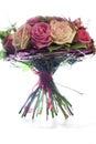 Bukiet kwiaty Obrazy Stock