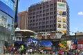 Bukit bintang , Kuala Lumpur, Malaysia Royalty Free Stock Photo