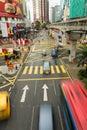Bukit Bintang in Kuala Lumpur Royalty Free Stock Photo