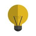 Bulb light icon