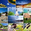 Bulgaria - Balchik Royalty Free Stock Images