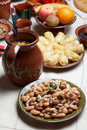 Bulgarian beans food Royalty Free Stock Photography