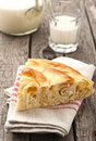 Bulgarian cheese pastry Royalty Free Stock Photography