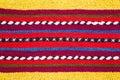 Bulgarian Hand Woven Woollen R...