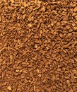 Bulk granule coffee Royalty Free Stock Photo