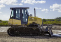 Bull Dozer Royalty Free Stock Photo