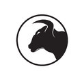 Bull head symbol