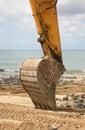 Bulldozer Stock Image