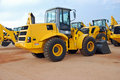 Bulldozer Construction Vehicles Stock Photography