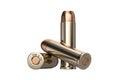 Bullet gun ammo Royalty Free Stock Photo