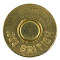 Bullet Shell casing bottom Royalty Free Stock Photo