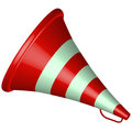 Bullhorn icon Royalty Free Stock Photography
