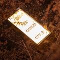 Bullion close up of gold Stock Photos
