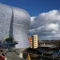 The BullRing Shopping Centre Birmingham UK Royalty Free Stock Photo