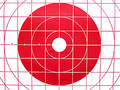 Bulls-eye Royalty Free Stock Photography