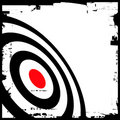 Bulls eye Stock Image