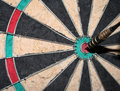 Bulls-Eye Royalty Free Stock Photo