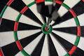 Bullseye Royalty Free Stock Photography