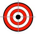 Bullseye Royalty Free Stock Photo