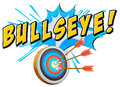 Bullseye Royalty Free Stock Photo