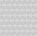 Bump map texture of metal such as armor or chainmail Royalty Free Stock Photography