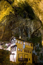 Buna blagaj dervish house Royalty Free Stock Photos