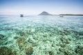 Bunaken island, Sulawesi, Indonesia Royalty Free Stock Photo