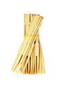Bunch of Bamboo Food Skewers Royalty Free Stock Photos