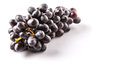 A Bunch Of Black Grapes Fruit III Royalty Free Stock Photo