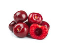A bunch of cherries Royalty Free Stock Photo