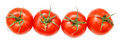 Bunch of fresh cherry tomato Royalty Free Stock Photo