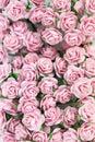 Bunch Of Light Magenta Roses F...