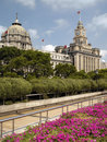 The Bund in Shanghai - China Stock Photos