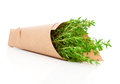 Bundle of thyme Royalty Free Stock Photo