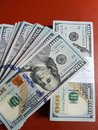stock image of  US National Money World Currency