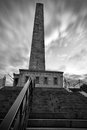 The Bunker Hill Monument Royalty Free Stock Photos