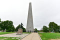 Bunker Hill Monument - Boston, Massachusetts Royalty Free Stock Photo