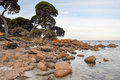 Bunker Point, Western Australia Royalty Free Stock Photo