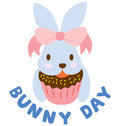 Bunny Day Royalty Free Stock Photo