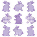 Bunny Rabbits Royalty Free Stock Image