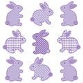 Bunny Rabbits Royalty Free Stock Image