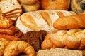 Focacce pane e torte
