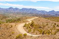 Bunyeroo Road - Wilpena Pound Royalty Free Stock Photo