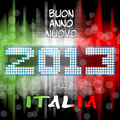 Buon Anno 2013 dallitalia