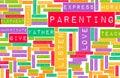 Buon Parenting Fotografia Stock