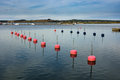 Buoys Royalty Free Stock Photos