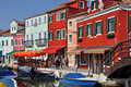 Burano Island Stock Photos
