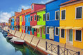 Burano Royalty Free Stock Photo